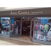 John Cahill Menswear