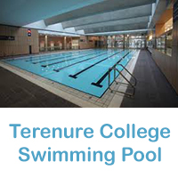 Terenure College Swimming Pool