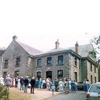 The Dublin Friends Historical Library