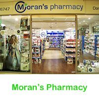 Moran's Pharmacy - Knocklyon Network