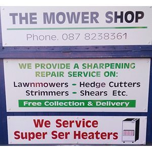 The Mower Shop - Knocklyon Network